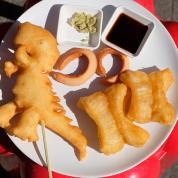 早餐吃恐龍?有沒有搞錯?