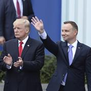 川普首訪華沙的波蘭經貿聯想
